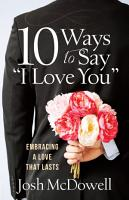 10 Ways to Say  I Love You  PDF