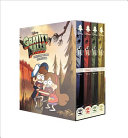 Disney Gravity Falls Cinestory Comic Boxed Set PDF