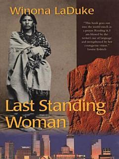 Last Standing Woman Book