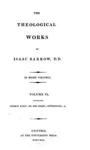The Theological Works of Isaac Barrow PDF