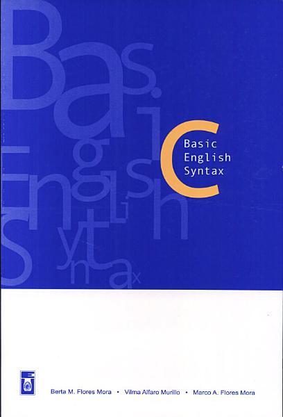 Basic English Syntax PDF