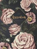 Reservations Book for Restaurant