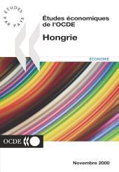 Études économiques de l'OCDE : Hongrie 2000