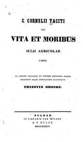 De vita et moribus Julii Agricolae liber