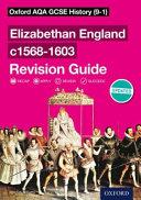 Elizabethan England C1568-1603