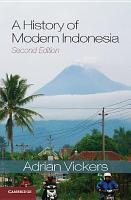 A History of Modern Indonesia PDF