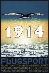 Zeitschrift Flugsport - Jahrgang 1914