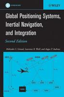 Global Positioning Systems  Inertial Navigation  and Integration PDF