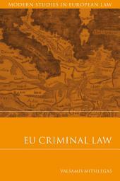 EU Criminal Law