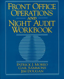 Front Office Operations and Night Audit Workbook PDF