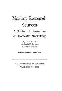 Market Research Sources PDF