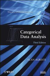 Categorical Data Analysis: Edition 3