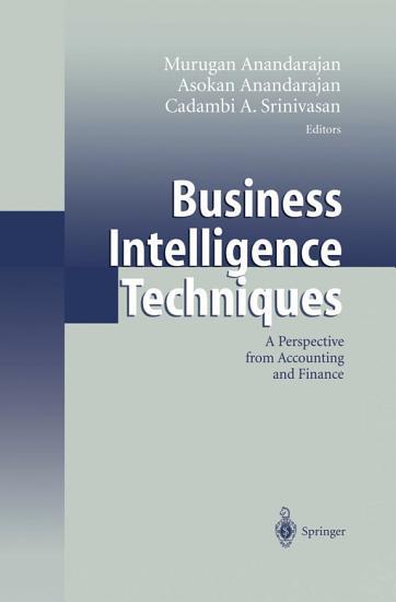 Business Intelligence Techniques PDF