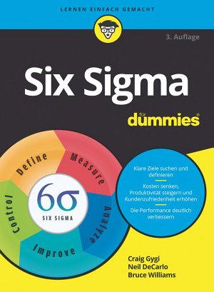 Six Sigma f  r Dummies PDF