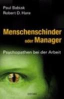 Menschenschinder oder Manager PDF