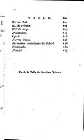 Histoire naturelle, générale et particulière: Volume5;Volume12