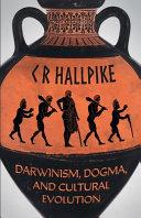 Darwinism  Dogma  and Cultural Evolution