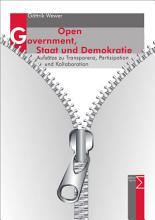 Open Government  Staat und Demokratie PDF