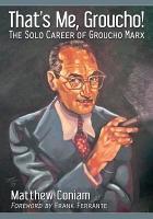 That  s Me  Groucho  PDF