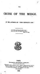 The Cruise of the Midge  by the author of  Tom Cringle s Log  Michael Scott PDF