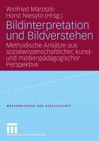 Bildinterpretation und Bildverstehen PDF