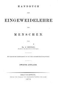 Handbuch der systematischen Anatomie des Menschen PDF