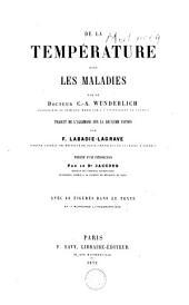 De la température dans les maladies