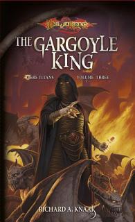 The Gargoyle King Book