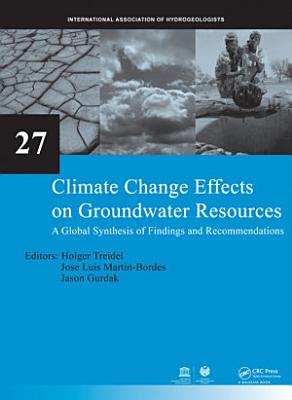 Climate Change Effects on Groundwater Resources PDF