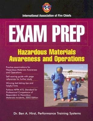 Exam Prep  Hazardous Materials Awareness and Operations PDF