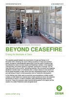 Beyond Ceasefire PDF