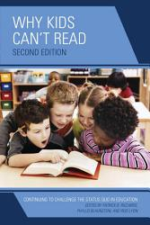 Why Kids Can T Read Book PDF