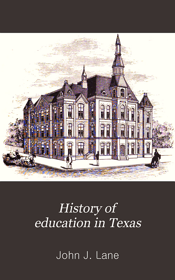 History of Education in Texas