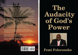 The Audacity Of God S Power Book PDF