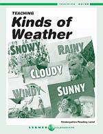 First Step Nonfiction-Kinds of Weather Teaching Guide