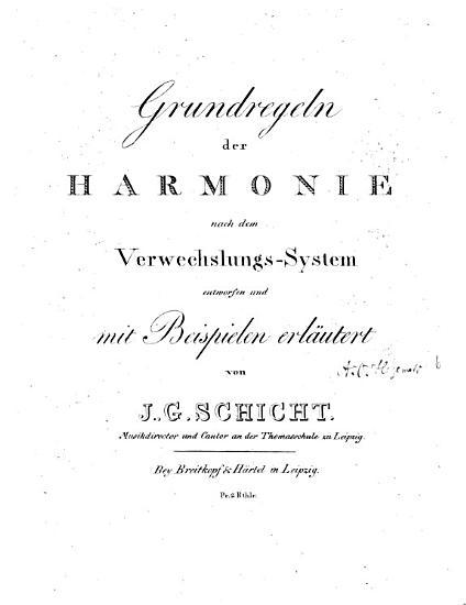 Grundregeln der Harmonie PDF
