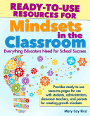 Ready To Use Resources for Mindsets in the Classroom Book