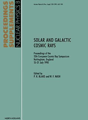 Solar and Galactic Cosmic Rays
