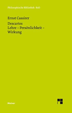 Ren   Descartes PDF