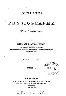 Outlines of physiography PDF