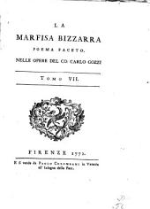 La Marfisa bizzarra: poema faceto