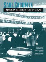 Saul Goodman  Modern Method for Timpani PDF