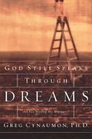 God Still Speaks Through Your Dreams PDF