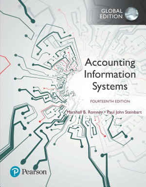 Accounting Information Systems  eBook  Global Edition