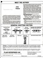 Holiday Knots PDF