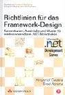 Richtlinien f  r das Framework Design PDF