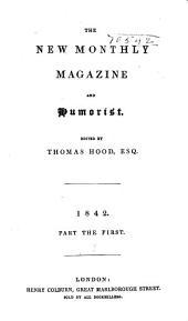 The New Monthly Magazine: Volume 64