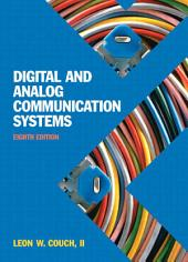 Digital & Analog Communication Systems: Edition 8