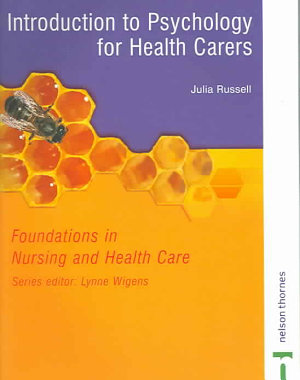 Introduction to Psychology for Health Carers
