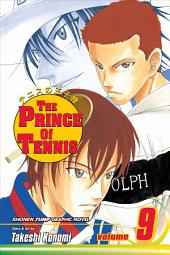 The Prince of Tennis, Vol. 9: Take Aim!